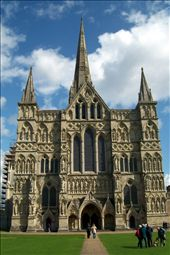 The West front of Salisbury cathedral: by ronsan, Views[184]