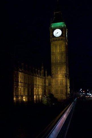 Goodnight and goodbye London!