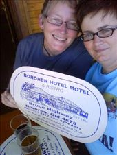 Out first country pub.  Bororen Hotel Qld: by rosibud, Views[576]