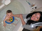 bath time with Aunty Rosie : by rosiecallinan, Views[359]