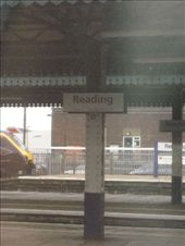reading station: by rossy, Views[145]