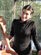 This is Dana Frigoli herself, the lady who developed the modern tango form that we are being taught at our school. She is the direcotr of the school, very famous and travels around the wolrd teaching and performing with her partner Pablo.: by royandania, Views[1135]