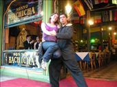 Ingrid in the arms of a strong Argentine tango dancer. : by royandania, Views[167]