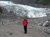 Roy by the Fox glacier: by royandania, Views[141]