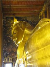 A giant reclining buddha, 46 meter long and 15 meter high!: by royandania, Views[153]