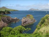 Along the Dingle Way.  This was my picnic spot for lunch.: by rtumicki, Views[447]