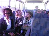 Yeshi and I taking some of the six graders on a school trip to Doha.: by rtumicki, Views[203]