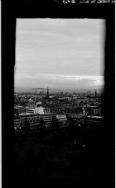 A photograph of an old european city,  through the walls of the oldest building.: by rubyj, Views[196]