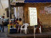 Doing business in the Gethsemane district of Cartagena: by runawayvolunteer, Views[418]