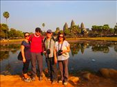 In front of Angkor Wat: by russc_01, Views[149]