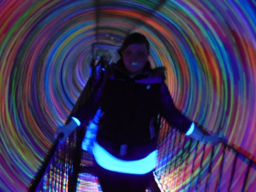 Fun and freakiness at the Camera Obscura + World of Illusions