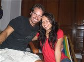 Melina and I hanging at her Dad´s (Alvaro) place.: by ryanj_clark, Views[1283]