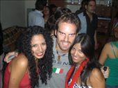 Guayaquil, Ecuador...Kayhda and Iliana at the British fiesta: by ryanj_clark, Views[8282]