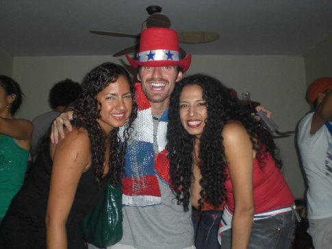Guayaquil, Ecuador...British fiesta with Ana and Kayhda...will miss this crew...