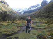 Amazing mountains in Cordillera Blanca: by ryanj_clark, Views[81]