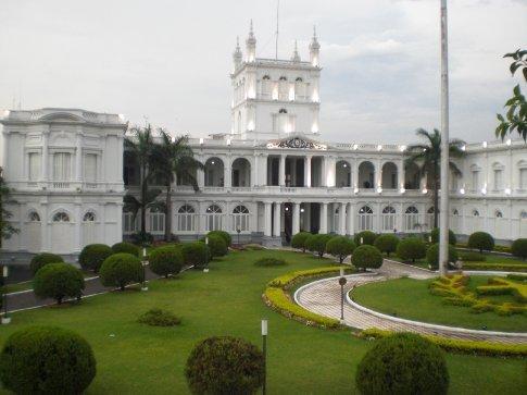 Asuncion, Paraguay president palace