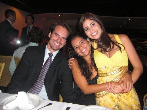 myself, Barbara, and Isabella
