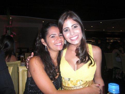Barbara and Isabella (the graduate)