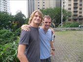 With Claudio in Sao Paulo: by ryanj_clark, Views[86]