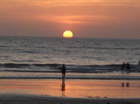 Guanacaste, Costa Rica...was a hot week here...
