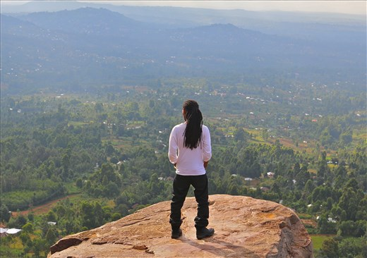 Top of the Mountain Kisii County