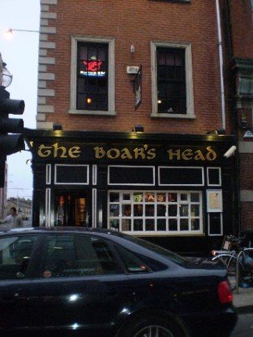 A pub.