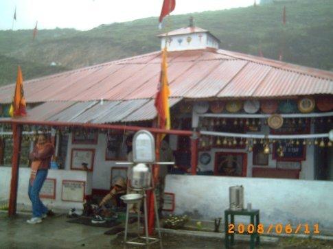 Tukla_Baba Mandir_view