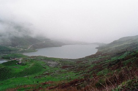 Elephant Lake_enroute Tukla