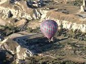 Great view of another balloon down in the valley.: by sailor1girl, Views[106]