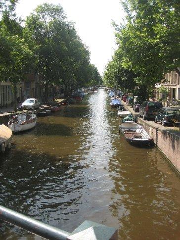 Nine streets area