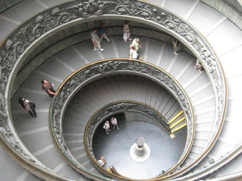 Au revoir Vatican Museum