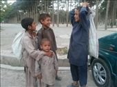 ُStreet working children asking about their daily income,: by sajjad, Views[104]