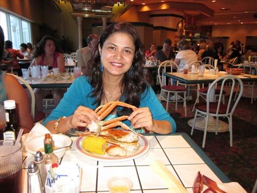 Atlantic city.....crabbing :)