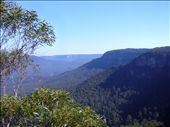 Sydney: The blue mountains (Jamison valley): by sama, Views[186]