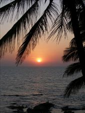Goa sunset: by sambarton, Views[174]
