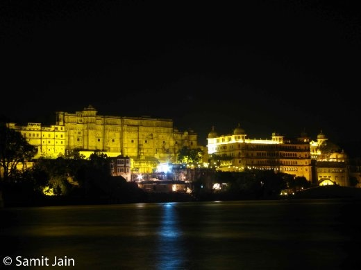 Golden Udaipur