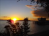 The sunsets from Passignano over Lago Trasimeno are amazing. : by sammyjo, Views[375]
