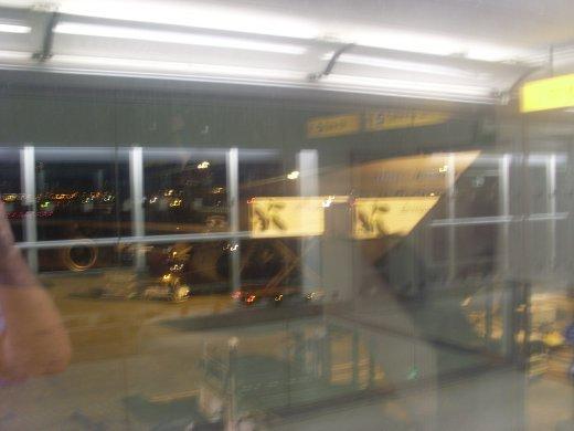my cathay plane.