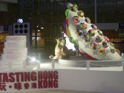 wierd models in HK