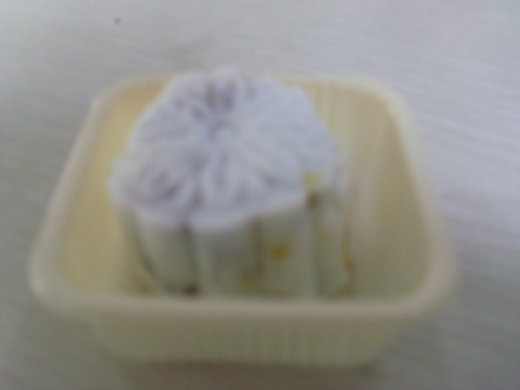another or possibly the same moon cake of mine!