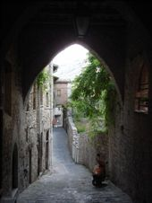 Gubbio, Umbria: by sandrad, Views[252]