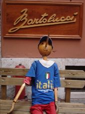 Pinocchio celebrating Italy's World Cup!: by sandrad, Views[353]
