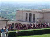 Medieval drummers, Assisi: by sandrad, Views[240]