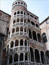 Bovolo staircase in Venice