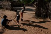 Children playing in the dirt roads of Bagan. : by santiagobilly, Views[356]
