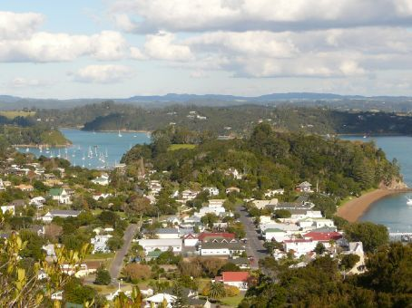 Russell - in the Bay of Islands