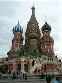 the famous St. Basil's cathedral (no, we didn't know that was what it was called either!): by sarahandphil, Views[316]
