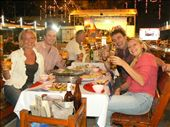 delcious dinner in Chaing Mai - only the red snapper's not smiling...: by sarahandphil, Views[355]