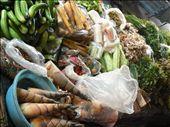 veg stall at Chiang Mai food market: by sarahandphil, Views[306]