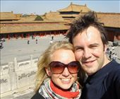 Bit windy in the Forbidden City!: by sarahandphil, Views[281]